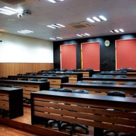 Interior for KIIT University Classrooms