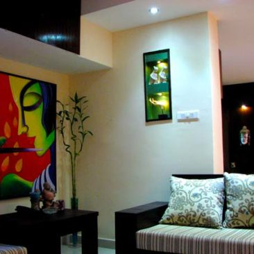 Interior Designing for Mr. Panda's Residence, Bhubaneswar