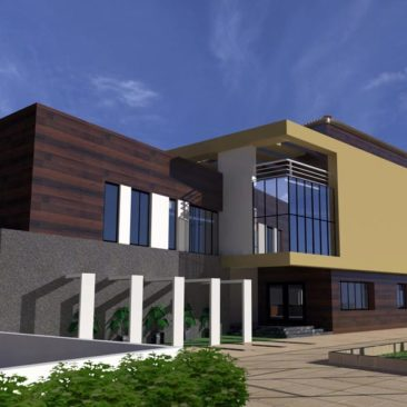 Recreation Centre for the  Law College, KIIT University