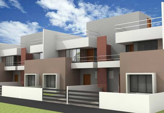 row house in bhubaneswar l architects
